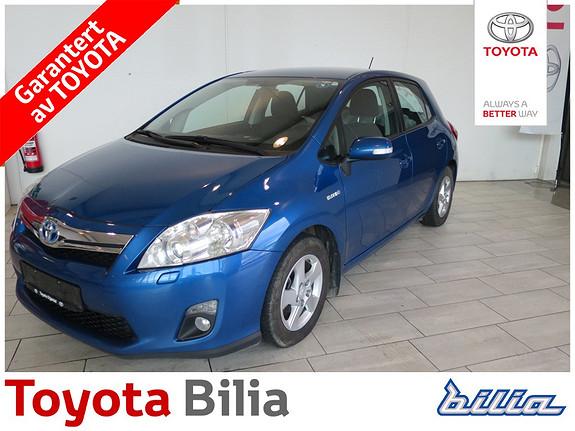 Toyota Auris 1,8 Hybrid Advance HSD  2012, 82096 km, kr 179000,-