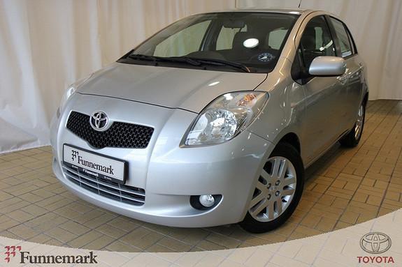 Toyota Yaris 1,4 D-4D Sol  2008, 58567 km, kr 89000,-