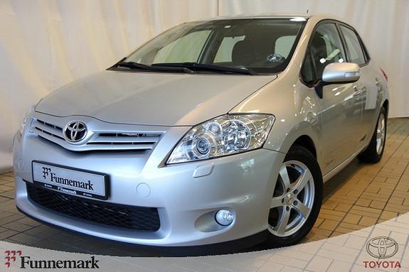 Toyota Auris 1,4 D-4D (DPF) Advance  2012, 54921 km, kr 169000,-