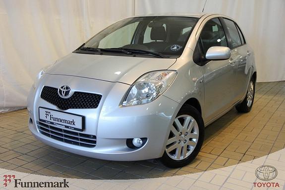Toyota Yaris 1,4 D-4D Sol  2008, 60978 km, kr 89000,-