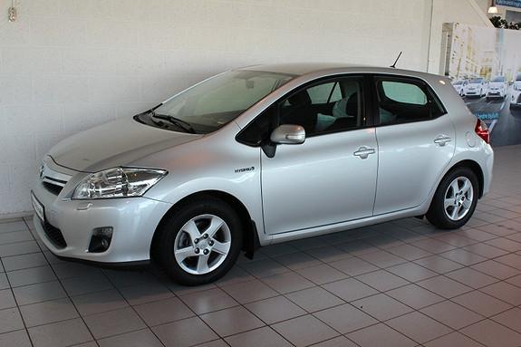Toyota Auris 1.8 Advance Hybrid  2012, 30000 km, kr 205000,-