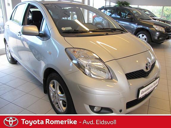 Toyota Yaris 1,33 S-Edition S&S Kun 10000 km! Ny i Norge! Nybilgaranti! Servicehefte!  2011, 10100 km, kr 149000,-