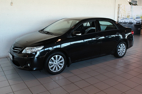 Toyota Corolla 1.4 Advance  2012, 27500 km, kr 179000,-