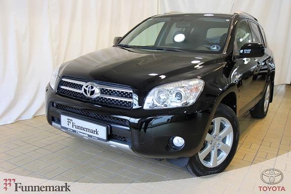 Toyota RAV4 2,2 D-4D 136hk DPF Cross Sport  2007, 112290 km, kr 169000,-