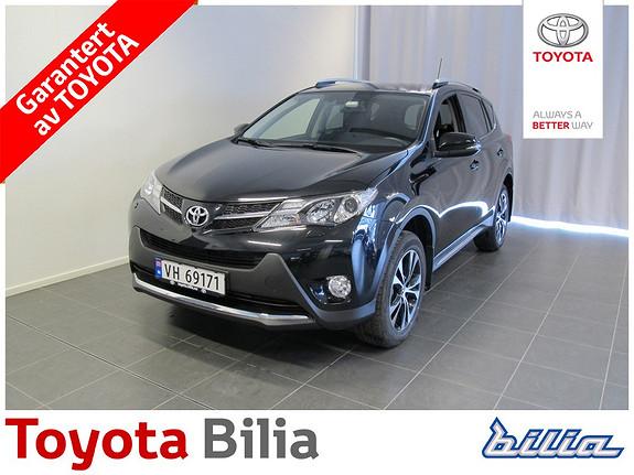 Toyota RAV4 2,2 D-4D 4WD Executive Premiumpack 1  2015, 10000 km, kr 449900,-