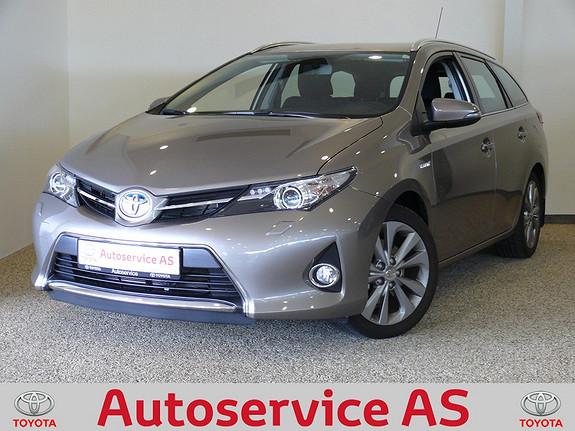 Toyota Auris Touring Sports 1,8 Hybrid Active+  2014, 11000 km, kr 284000,-