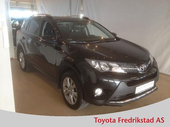 Toyota RAV4 2,0 4WD Multidrive S Active 4 X 4, AUT.GEAR, BENSIN 151 HK  2013, 79600 km, kr 385000,-