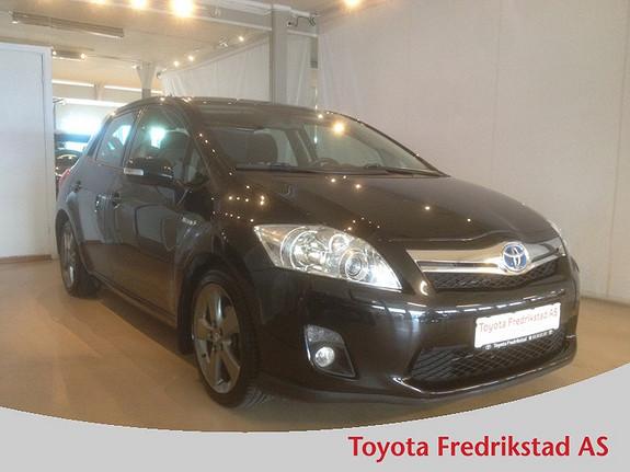 Toyota Auris 1,8 Hybrid Executive HSD PEN HYBRID m/ NAVI, RYGGEKAMERA, KLIMA, AUT.GEAR OSV...  2012, 71800 km, kr 179000,-