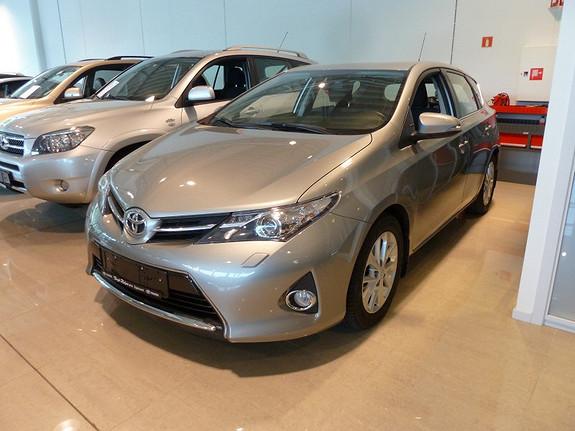 Toyota Auris 1.33 VVT-i Active 99 HK  2013, 36818 km, kr 199000,-