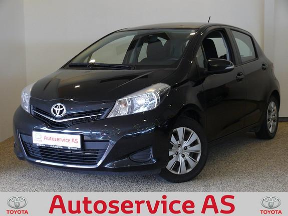 Toyota Yaris 1,0 Active  2012, 64000 km, kr 145000,-