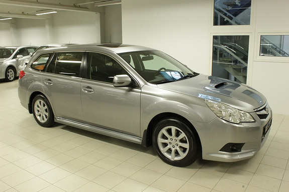 Subaru Legacy 2,0D Premium  2011, 79000 km, kr 249000,-