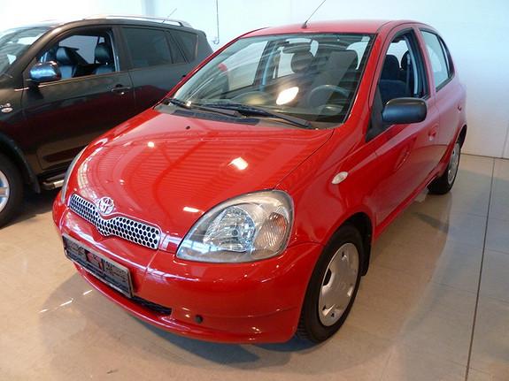 Toyota Yaris 1.0  2001, 97800 km, kr 49000,-