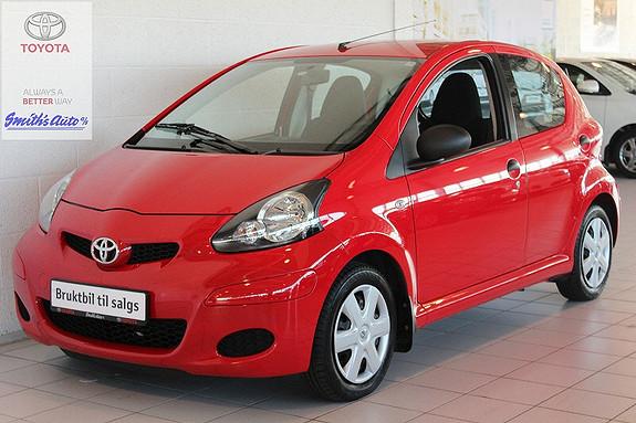 Toyota Aygo 1.0 BENSIN  2012, 35000 km, kr 99000,-
