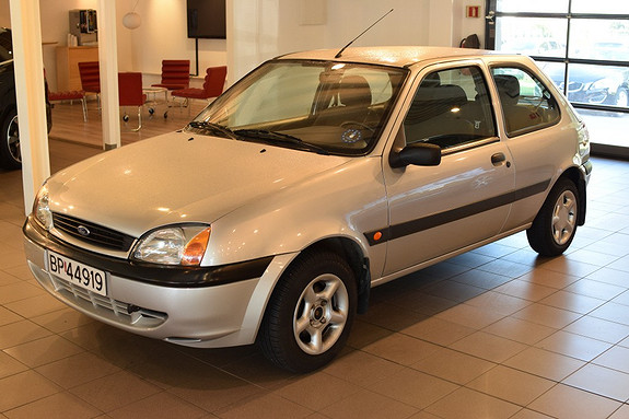 Ford Fiesta 1,3 Ambiente LAV Kilometerstand  2000, 74500 km, kr 29000,-