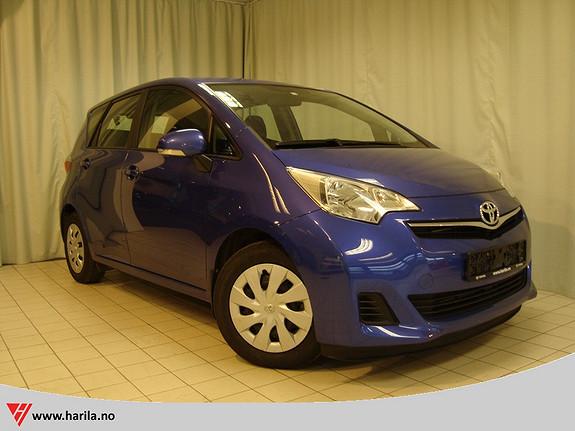 Toyota Verso-S 1,4 D-4D Dynamic  2011, 67499 km, kr 157600,-