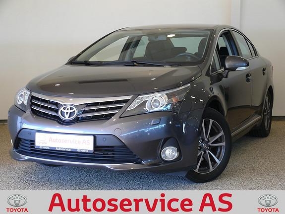 Toyota Avensis 1,8 147hk Advance Multidrive S  2012, 73000 km, kr 249000,-