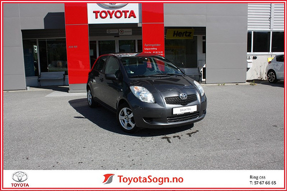 Toyota Yaris 1.3  2009, 69000 km, kr 99000,-