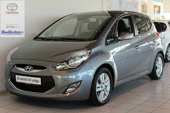 Hyundai ix20 1.6 AUTOMAT - RYGGEKAMERA - PANORAMATAK  2012, 31000 km, kr 189000,-