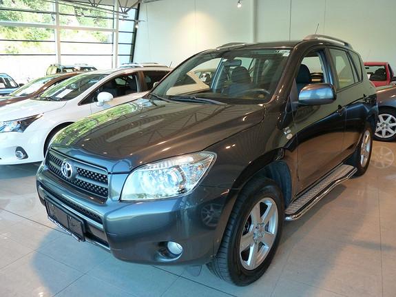 Toyota RAV4 D-4D HENGERFESTE 4WD STIGTRINN  2008, 144800 km, kr 189000,-
