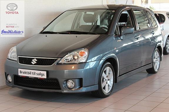 Suzuki Liana 4X4 - AUTOMAT - 1,6l  BENSIN  2010, 41500 km, kr 159000,-