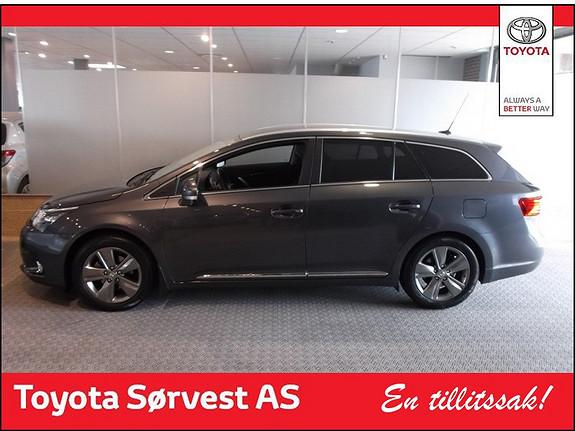 Toyota Avensis 1,8 147hk Advance Multidrive S  2014, 16200 km, kr 319000,-