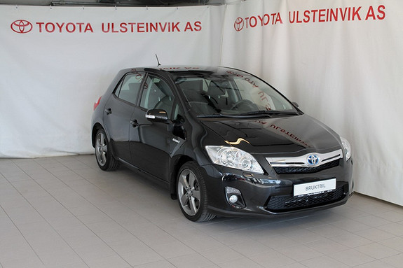 Toyota Auris 1,8 Hybrid Premium HSD  2012, 20000 km, kr 225000,-