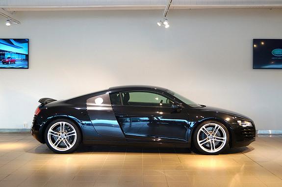 Audi R8 Quattro V8 R-Tronic  2008, 67000 km, kr 949000,-