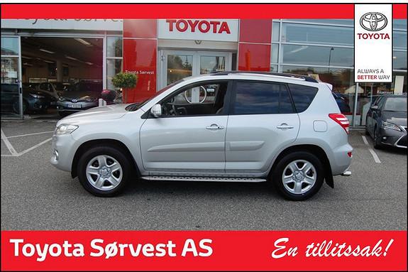 Toyota RAV4 2,0 VVT-i Vanguard Premium.M-drive S  2012, 68550 km, kr 339000,-