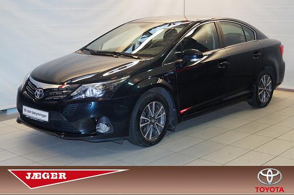 Toyota Avensis 1,6 132hk Advance  2012, 45700 km, kr 199000,-