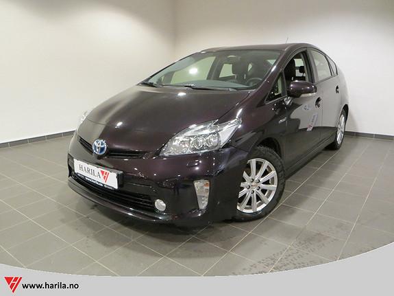 Toyota Prius 1,8 VVT-i Hybrid Executive  2012, 43873 km, kr 205600,-