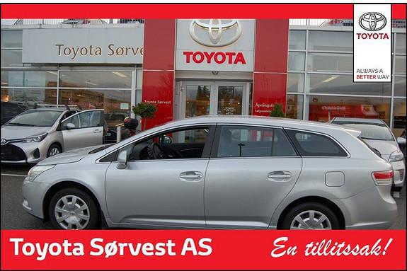 Toyota Avensis 2,0 D-4D DPF 126hk Comfort  2010, 80500 km, kr 175000,-