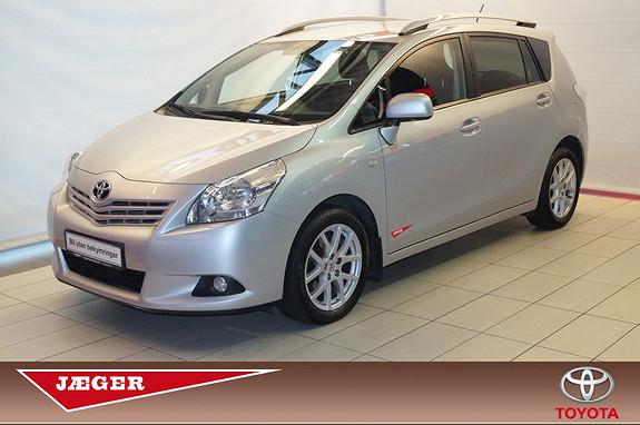 Toyota Verso 1,8 Executive 7 seter Multidrive S  2012, 66900 km, kr 249000,-