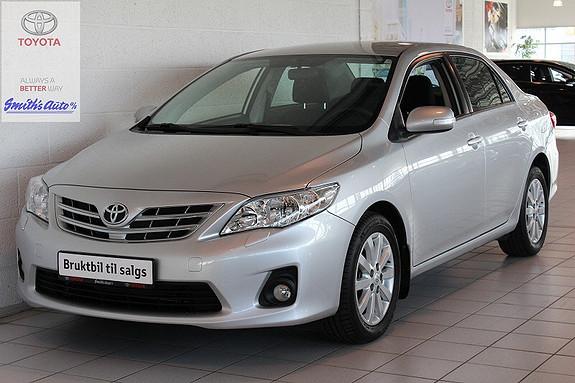 Toyota Corolla 1.4 ADVANCE  2012, 53000 km, kr 159000,-