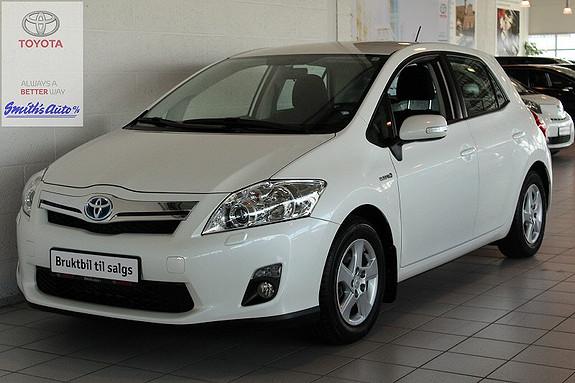 Toyota Auris 1.8 ADVANCE - HYBRID  2012, 14000 km, kr 209000,-