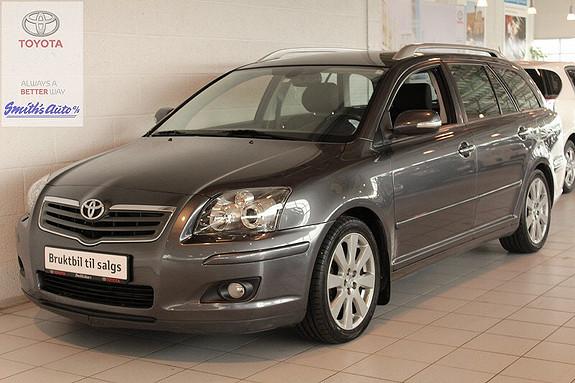 Toyota Avensis 2.0 SOL M/HENGERFESTE  2008, 145500 km, kr 139000,-