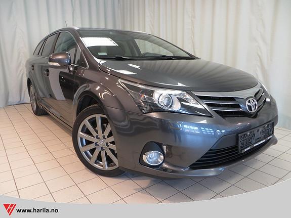 Toyota Avensis 1,8 147hk Adv. InBusiness 2.0 M-drive S  2013, 56811 km, kr 299000,-