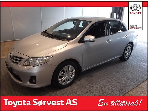 Toyota Corolla 1,4 D-4D Advance  2012, 44700 km, kr 169000,-