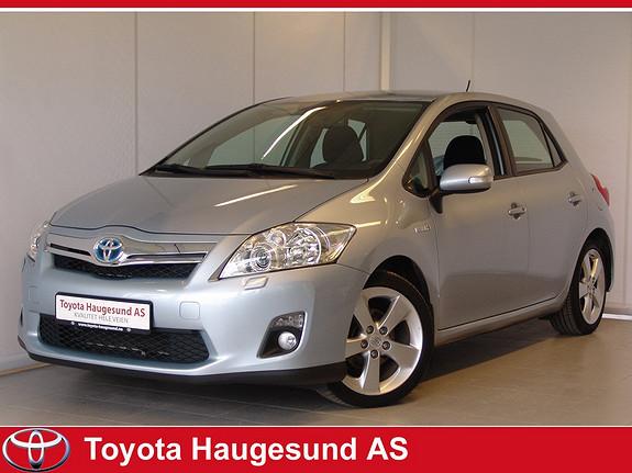 Toyota Auris 1,8 Hybrid Executive HSD Kamera, autoklima, cruise, regn-/lyssensor, Bluetooth ++  2011, 69465 km, kr 180000,-