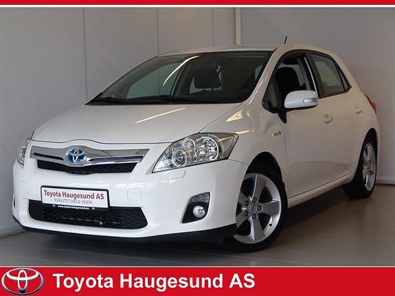 Toyota Auris 1,8 Hybrid Executive HSD Kamera, cruise, Bluetooth, autoklima, regn-/lyssensor +++  2010, 49219 km, kr 180000,-
