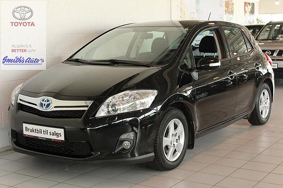 Toyota Auris 1.8 ADVANCE HYBRID  2012, 45500 km, kr 189000,-