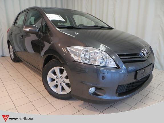 Toyota Auris 1,4 D-4D (DPF) Advance  2011, 26243 km, kr 169000,-
