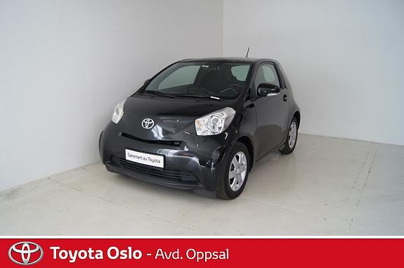 Toyota IQ 1,0VVT-i Multidrive S  2009, 85032 km, kr 79900,-
