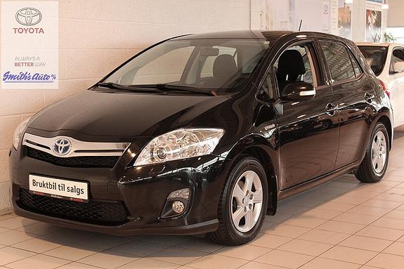 Toyota Auris 1.8 ADVANCE M/NAVI OG RYGGEKAMERA  2012, 64000 km, kr 189000,-