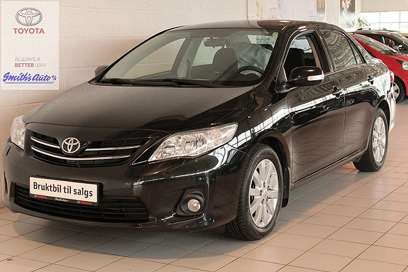 Toyota Corolla 1.4 ADVANCE  2012, 45000 km, kr 175000,-