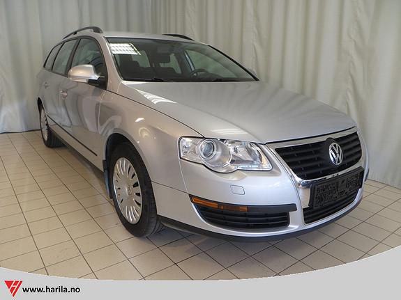 Volkswagen Passat 1,9 TDI Trendline  2007, 178300 km, kr 99000,-