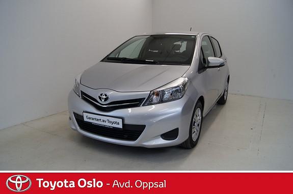 Toyota Yaris 1,33 Active Multidrive S Ryggekamera  2012, 25500 km, kr 169900,-