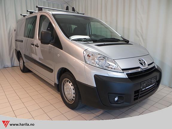 Toyota Proace 2,0 128hk L2H1  2013, 35245 km, kr 229000,-