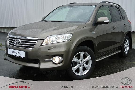 Toyota RAV4 2,2 D-CAT AT Vanguard Executive , 150 HK Automat,  2012, 62700 km, kr 339900,-