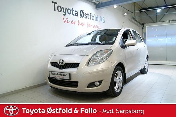 Toyota Yaris 1,33 S-Edition S&S , EN EIER,  2010, 86800 km, kr 122000,-