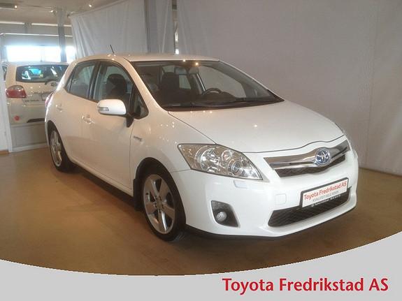 Toyota Auris 1,8 Hybrid E-CVT Executive PEN HYBRID/AUT.GEAR TIL RIKTIG PRIS, KUN KJØRT 66500 KM  2010, 66500 km, kr 169000,-